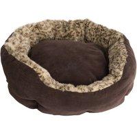 Leo Snuggle Bed - 60 x 50 x 24 cm (L x W x H)
