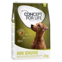 Concept for Life Mini Sensitive - 4kg