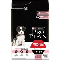Pro Plan Puppy Medium Sensitive Skin OptiDerma - Salmon - 12kg