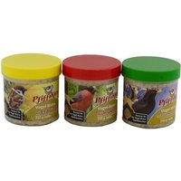 Pfiffikus Bistro Bird Food Set of 3 Pots - 3 pot set (3 x 250g)