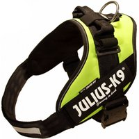 Julius K9 IDC Power Harness Neon Green - Mini-Mini