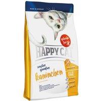Happy Cat Sensitive Adult Grain Free Rabbit Dry Food - Economy Pack: 2 x 4kg