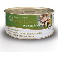 Applaws Cat Food in Jelly - Grain-Free 70g - Sardine with Shrimp 24 x 70g