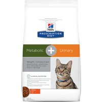 Hills Prescription Diet Feline - Metabolic + Urinary - 4kg