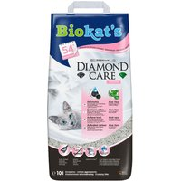 Biokats Diamond Care Fresh Cat Litter - Economy Pack: 2 x 10l