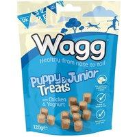 Wagg Puppy Treats - 120g