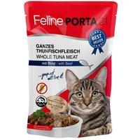 Feline Porta 21 Pouches 6 x 100g - Pure Chicken