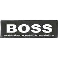 Julius K9 Dog Harness Labels - BOSS - small