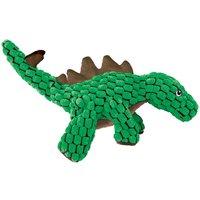 KONG Dynos Stegosaurus - Green - Medium/ Large