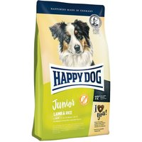 Happy Dog Supreme Young Junior Lamb & Rice - 10kg
