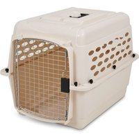 Vari Kennel Dog Crate - Beige - Size XL: 102 x 69 x 76 cm (L x W x H)