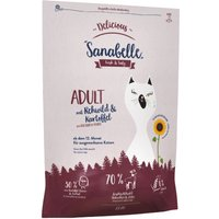 Sanabelle Delicious Adult with Venison & Potato - 2kg