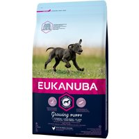 Eukanuba Growing Puppy Large Breed Chicken - Economy Pack: 2 x 15kg