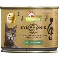 GranataPet Symphonie 6 x 200g - Pure Chicken