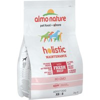 Almo Nature Holistic Dog Food Small Adult Beef & Rice - 2kg
