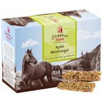 Stephans Mhle Muesli Bars for Horses Apple - Saver Pack: 24 x 2 Bars