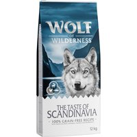 Wolf of Wilderness The Taste of Scandinavia - 5kg