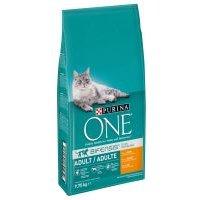 9,75 kg Purina ONE Katzenfutter zum Sonderpreis! - Adult Huhn & Vollkorngetreide