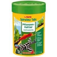 Sera Spirulina alimento en tabletas - 100 tabletas