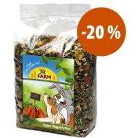 JR Farm alimento Super roedores ¡a precio especial! - 4 kg