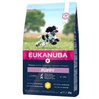 Eukanuba Growing Puppy razas medianas - 3 kg