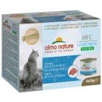 Almo Nature HFC Natural Light 4 x 50 g - Huhn & Thunfisch