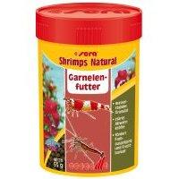Alimento básico para gambas Sera Shrimps Natural - 100 ml