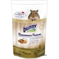 Comida  Rennmaus Traum BASIC para jerbos - 2 x 600 g -  Pack Ahorro