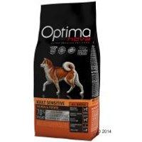 Optimanova Adult Sensitive con salmón y patatas para perros - 12 kg