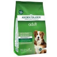 Arden Grange Adult Cordero y arroz - 2 x 12 kg - Pack Ahorro