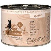 catz finefood 6 x 200 g - Geflügel