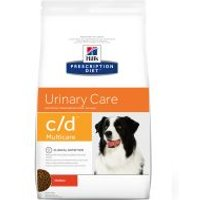 Hill's c/d Prescription Diet Urinary Care pienso para perros - 2 kg