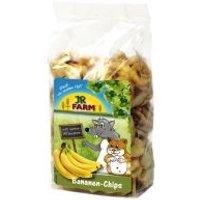 JR Farm chips de plátano para roedores y pájaros - 150 g