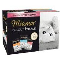 10 + 2 gratis! 12 x 100 g Miamor Ragout Royale - Jelly I (3 Sorten)