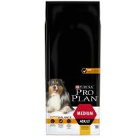 Purina Pro Plan Medium Adult OptiBalance pollo - 2 x 14 kg - Pack Ahorro