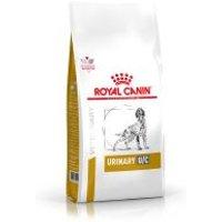 Royal Canin Urinary U/C Low Purine Veterinary Diet - 2 x 14 kg - Pack Ahorro