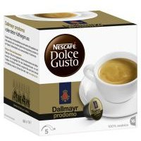 1 Packung à 16 Kapseln Nescafé Dolce Gusto Dallmayr prodomo Kapseln