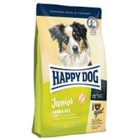 Happy Dog Supreme Young Junior con cordero y arroz - 2 x 10 kg - Pack Ahorro