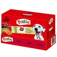 Frolic Complete con vacuno - 2 x 7,5 kg - Pack Ahorro