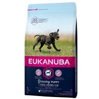 Eukanuba Growing Puppy razas grandes - 2 x 15 kg - Pack Ahorro