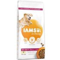 IAMS for Vitality Senior & Mature Large con pollo fresco - 12 kg