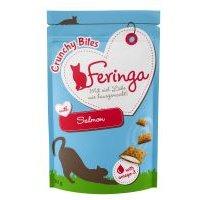 Feringa Crunchy Bites con salmón para gatos 30 g