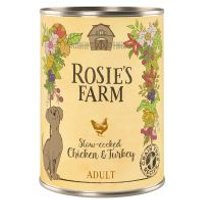 Rosie's Farm Adult 6 x 400 g  - Pescado y pollo