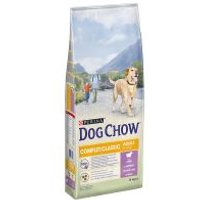 Purina Dog Chow Complet/Classic con cordero - 2 x 14 kg - Pack Ahorro