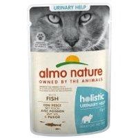 Almo Nature Holistic Urinary Help en bolsitas - 24 x Pescado