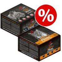 Alpha Spirit Multi-Flavour para gatos - Pack mixto - 10 x 85 g húmeda + 9 x 35 g snacks