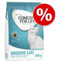 Concept for Life 400 g pienso para gatos ¡a precio especial! - Maine Coon