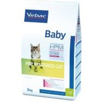 Virbac Veterinary HPM Cat Baby Pre-Neutered - 3 kg