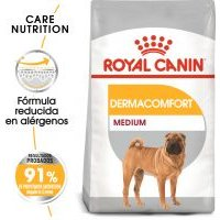 Royal Canin Medium Dermacomfort - 2 x 10 kg - Pack Ahorro