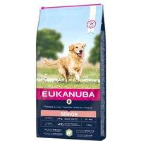 Eukanuba Senior Large & Giant Breed Lamm & Reis - 12 kg